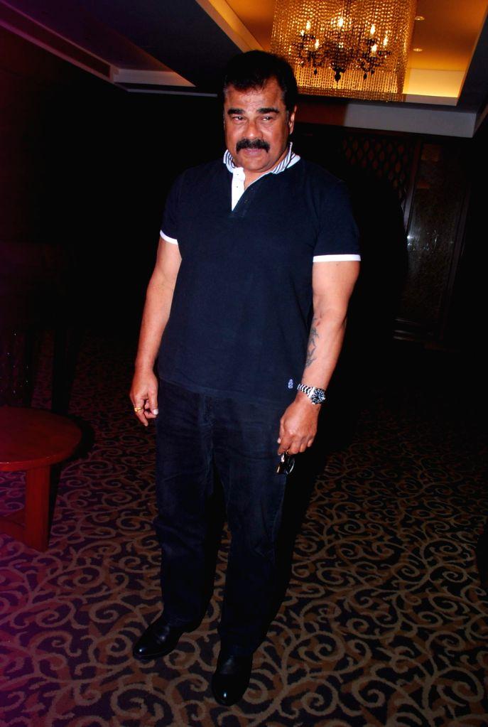Bollywood film actor Sharat Saxena at the first look of the film Jeena Hai toh Thok Daal - Sharat Saxena