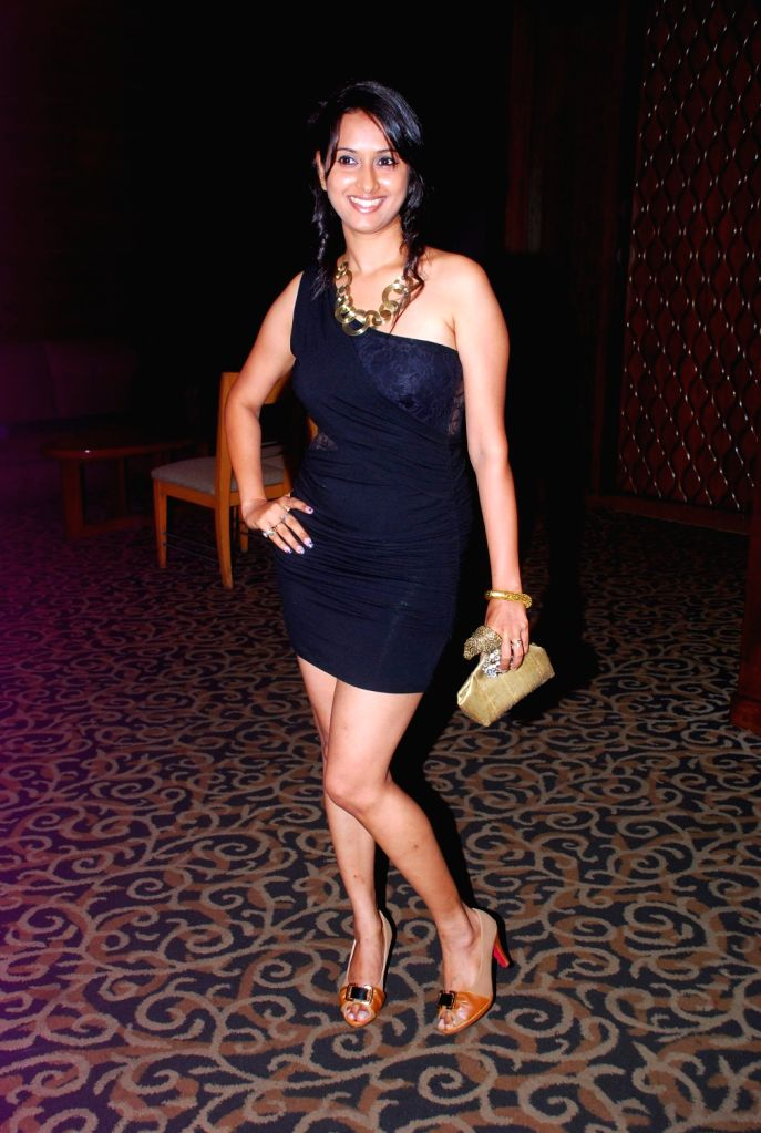 Bollywood film actress Pooja Welling at the first look of the film Jeena Hai toh Thok Daal - Pooja Welling