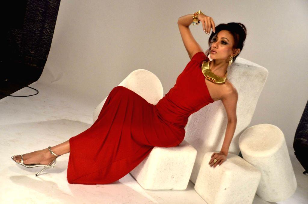 Bollywood model Vedita Pratap Singh photo shoot