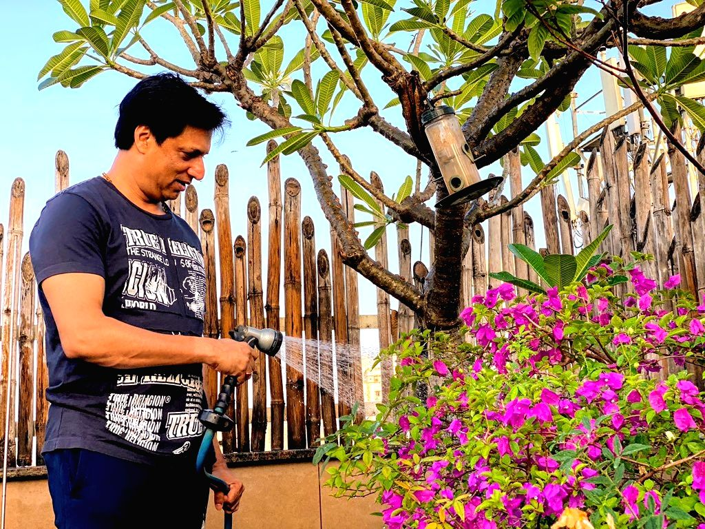 Bollywood on Earth Day: Let's keep the planet clean and green.