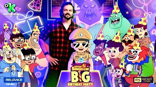 Bollywood stars get toon twist for kids