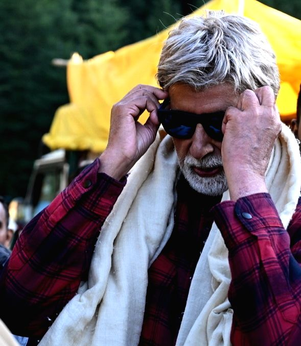 "Bollywood veteran Amitabh Bachchan, who has been shooting in Himachal Pradesh for his upcoming movie ""Brahmastra"", calls it the ""most rewarding experience"". - Amitabh Bachchan"
