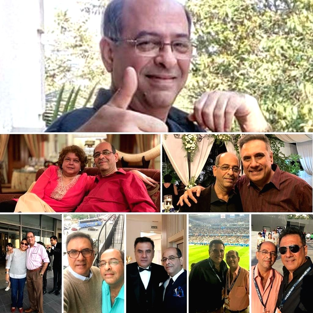 Boman Irani's message to people who lost near ones: Celebrate their life - Boman Irani