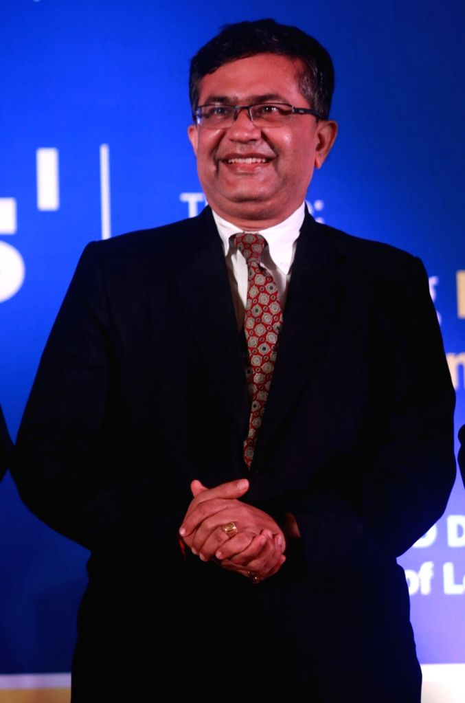 Bombay Stock Exchange Ltd MD and CEO Ashish Chauhan. (File Photo: IANS) - Ashish Chauhan