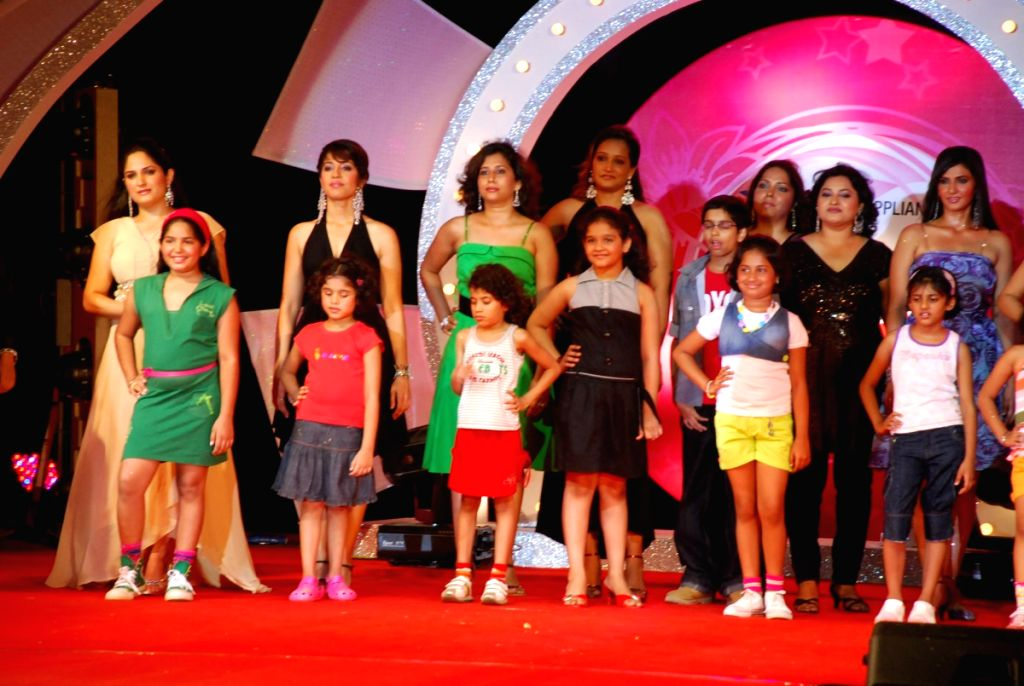 "Bombay Times ""Super Mom"" contest."