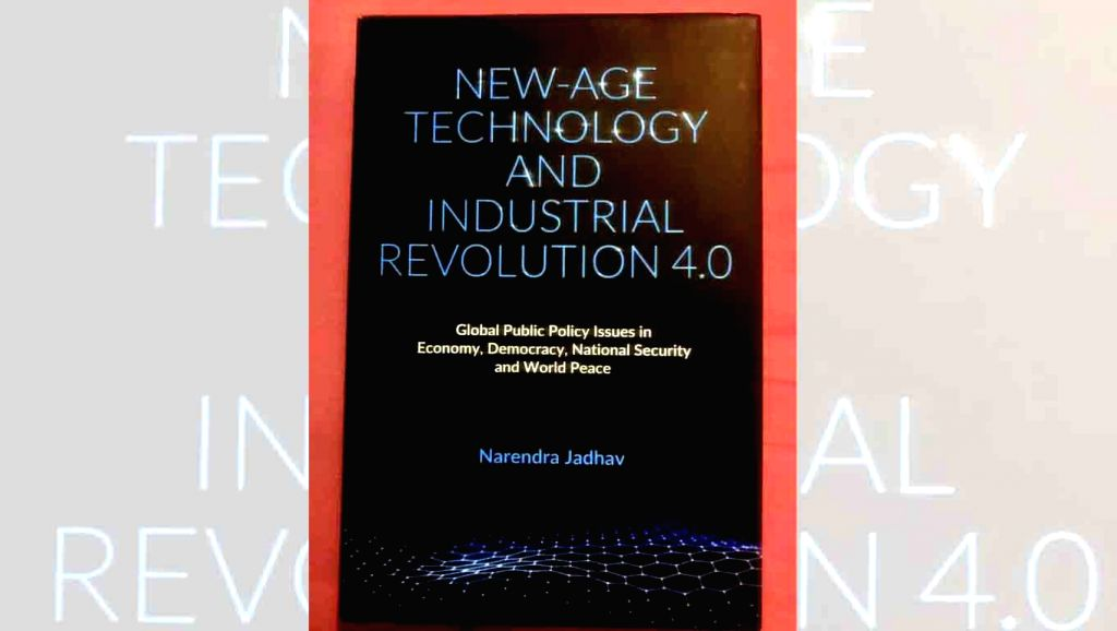 Book Cover - New Age Technology, or Industrial Revolution 4.0.