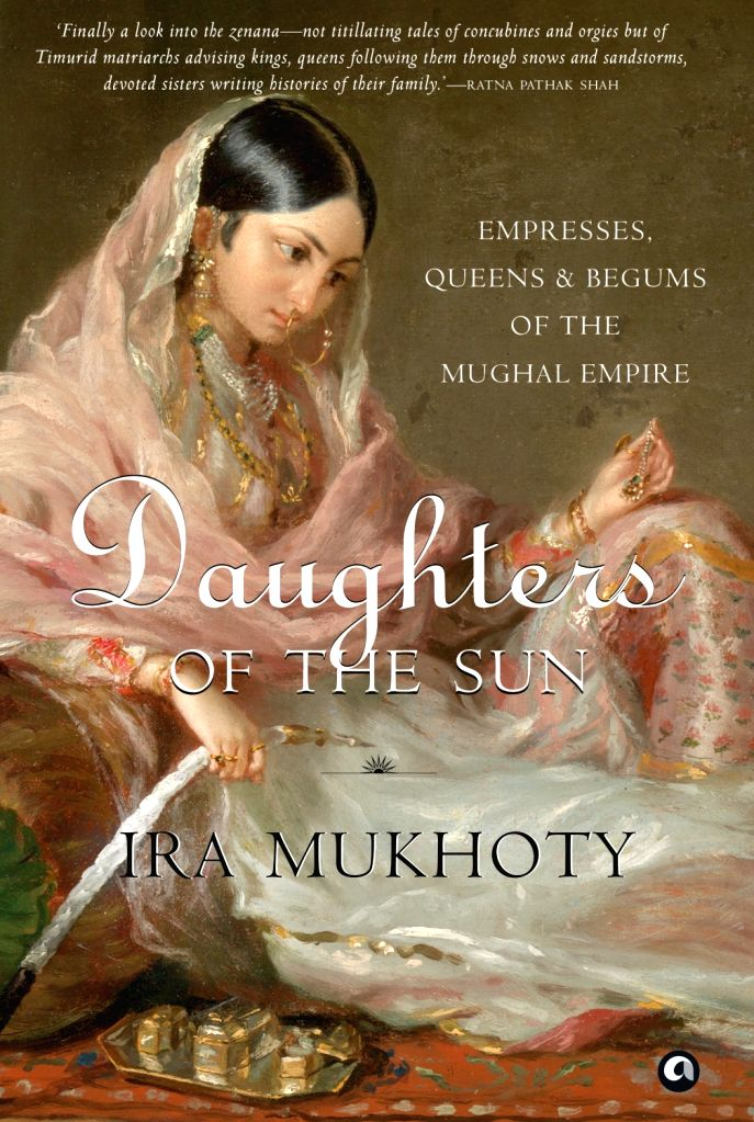 Book cover of Daughters of the Sun.