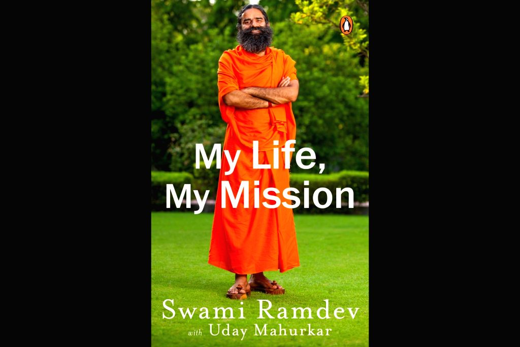 Book cover of 'My Life, My Mission' (Source: Penguin)
