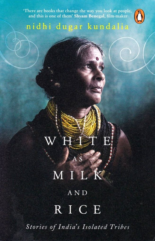 """Book cover of """"Mysteries of the Mundane - The Films of Girish Kasaravalli"""" authored by John W. Hood; Book cover of """"White As Milk And Rice - Stories of India's Isolated Tribes"""" ... - Dheeraj Sharma"""