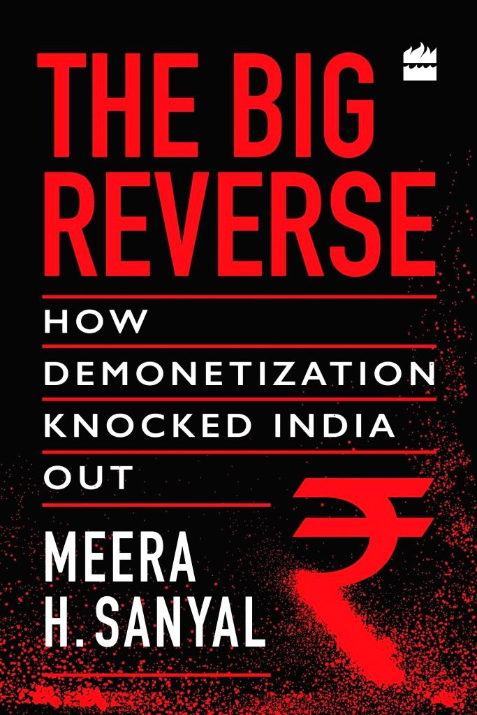 Book cover of The Big Reverse.