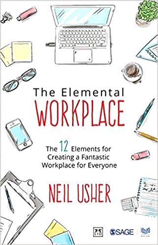 Book cover of The Elemental Workplace