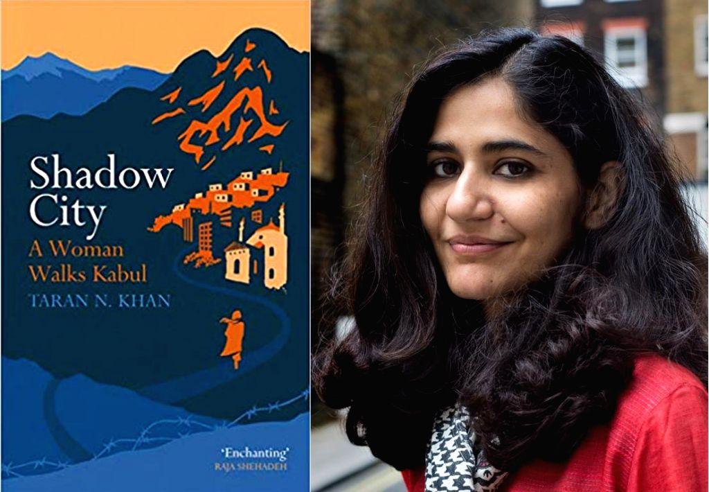"Book Cover: ""Shadow City - A woman Walks Kabul"""