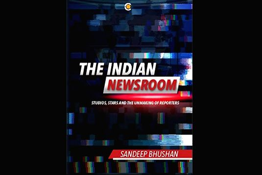 Book: The Indian Newsroom.