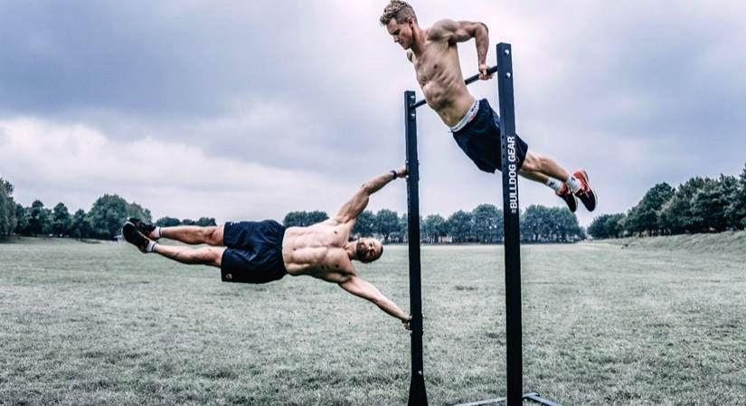Bored of the treadmill? Try an acrobatic workout .