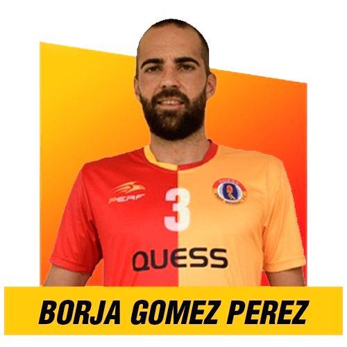 Borja Gomez.