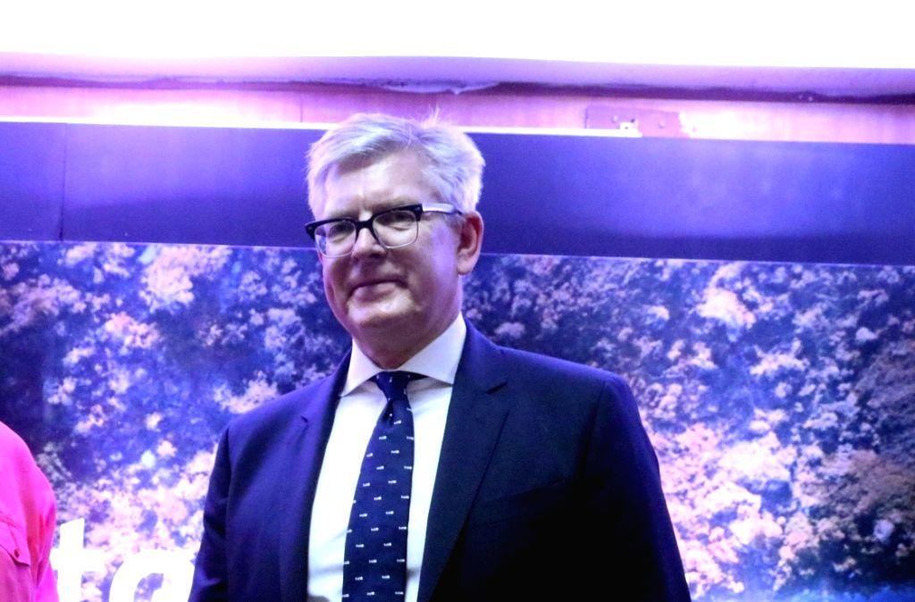 Borje Ekholm. (File Photo: IANS)