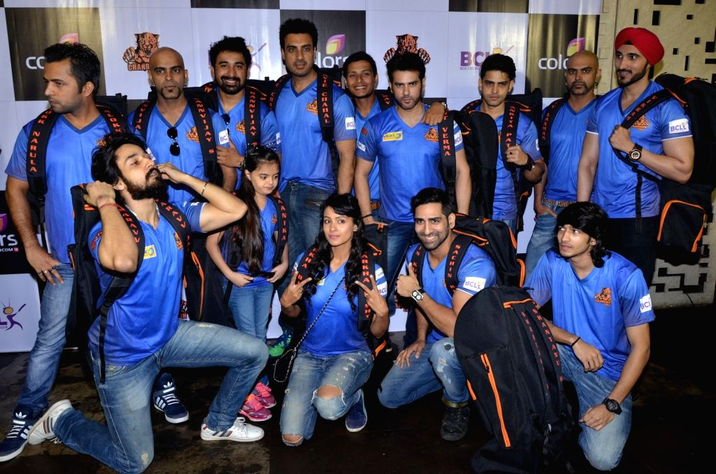 Box Cricket League Team Chandigarh Cubs Press Meet
