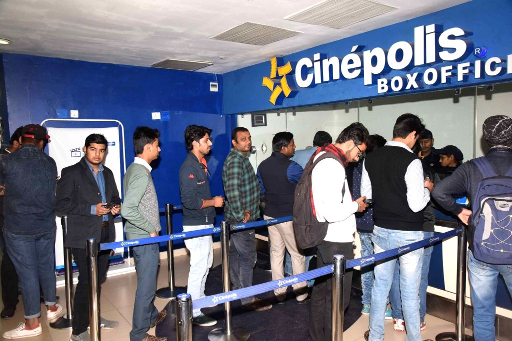 Box office. (File Photo: IANS)