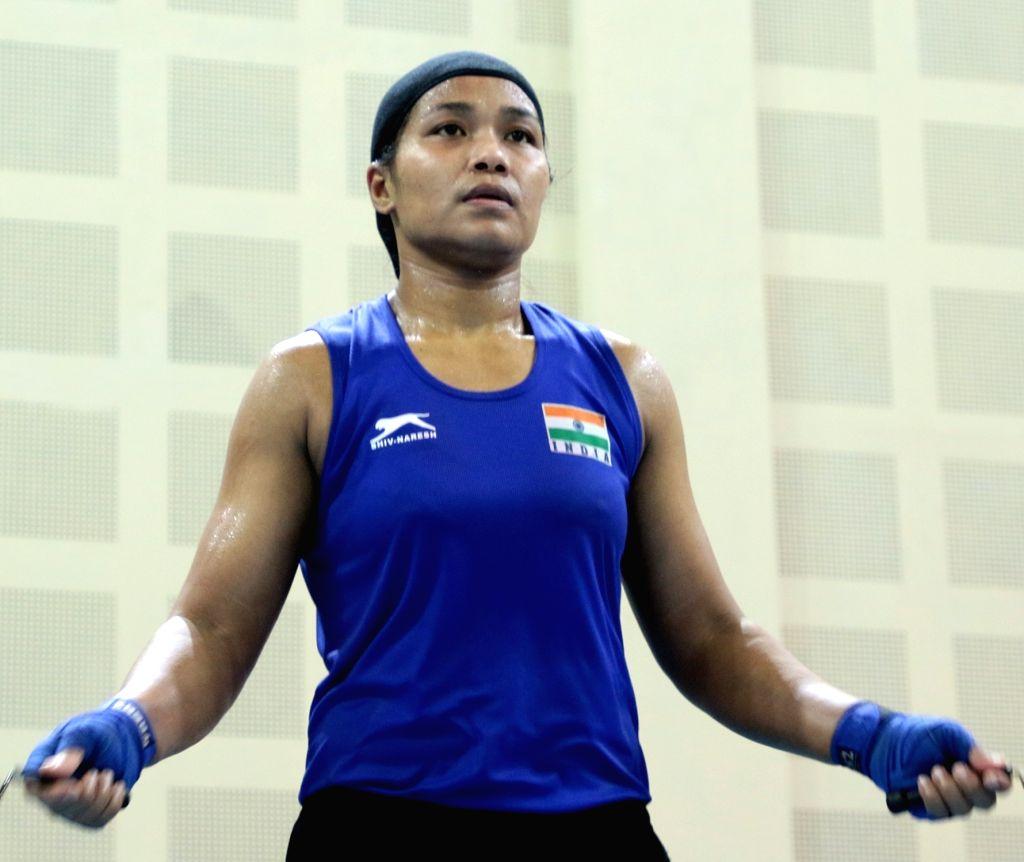 Boxer Bhagyabati Kachari.