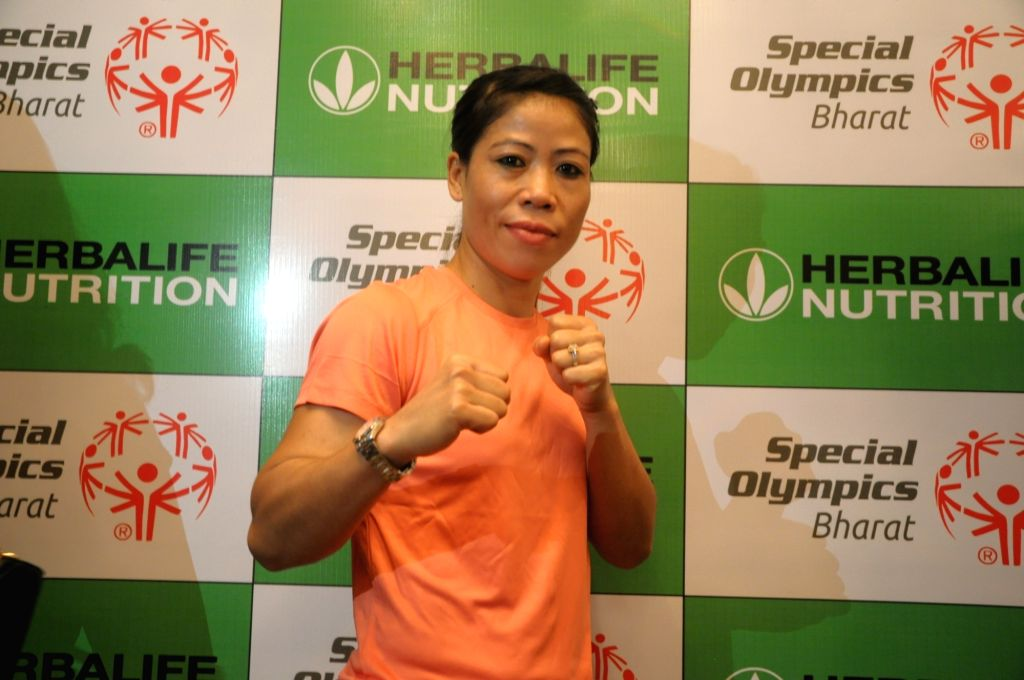 Boxer M.C. Mary Kom. (File Photo: IANS) - Mary Kom