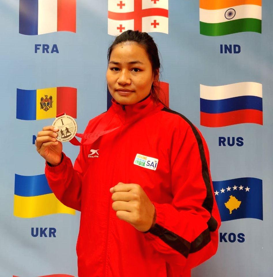 Boxer T Sanamacha Chanu