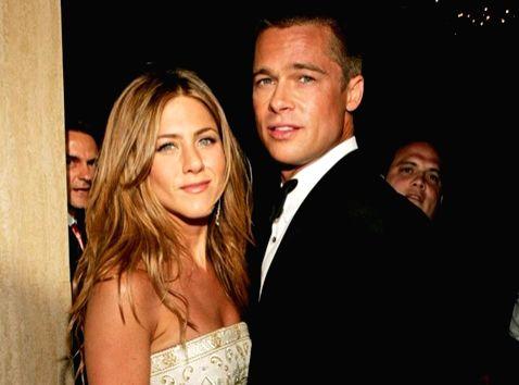 Brad-Aniston 'back in love