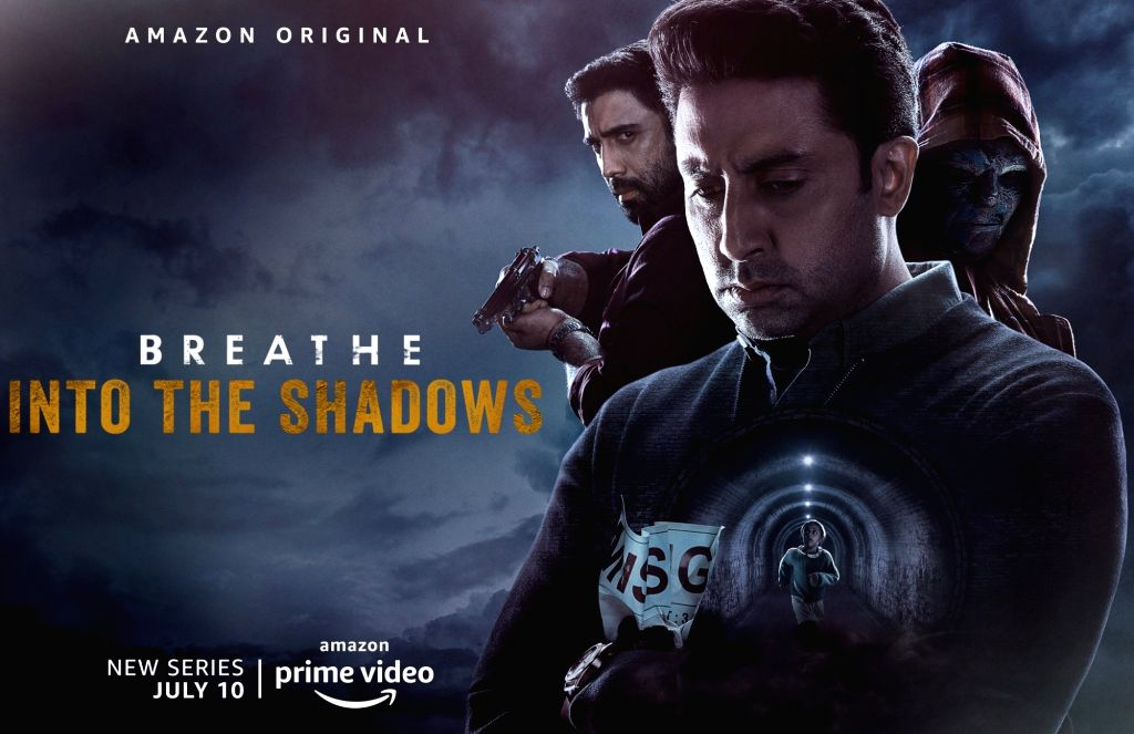 """Breath"""" is the only Indian digital series with two big Bollywood stars in both seasons!."""