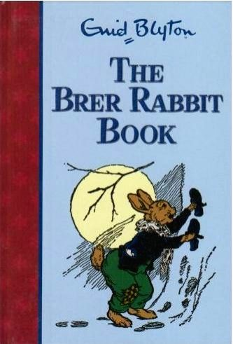 Brer Rabbit, a trickster from American folklore, as represented by Enid Blyton