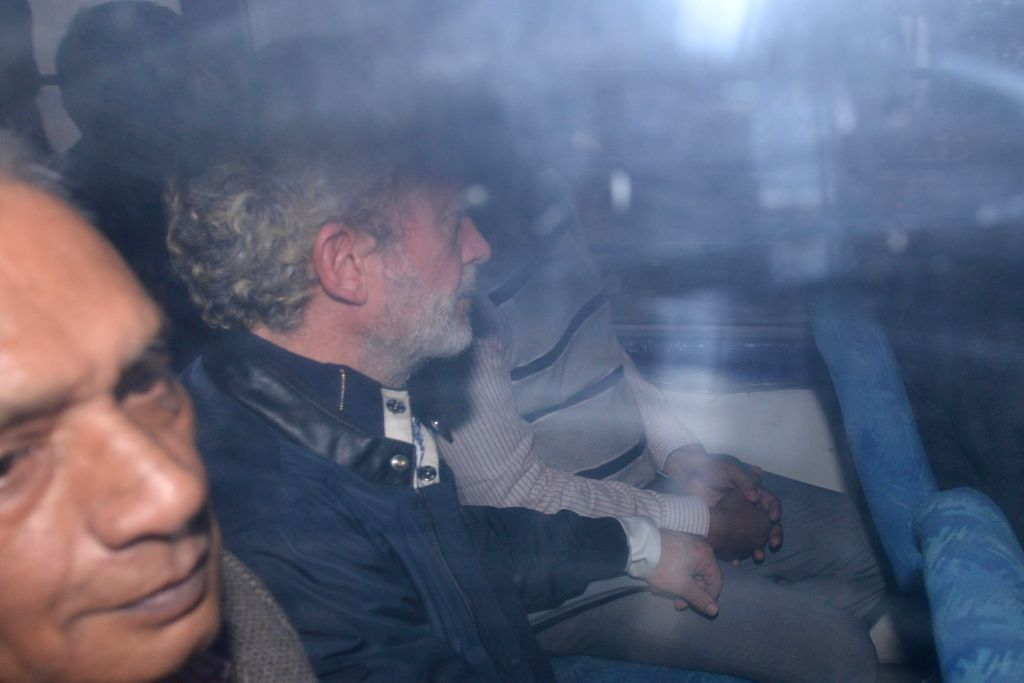 British national Christian Michel James, the middleman wanted in the Rs 3,600 crore AgustaWestland VVIP chopper deal case, who has been remanded to five days CBI custody by a Delhi court ...