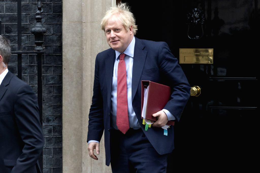 British Prime Minister Boris Johnson - Boris Johnson