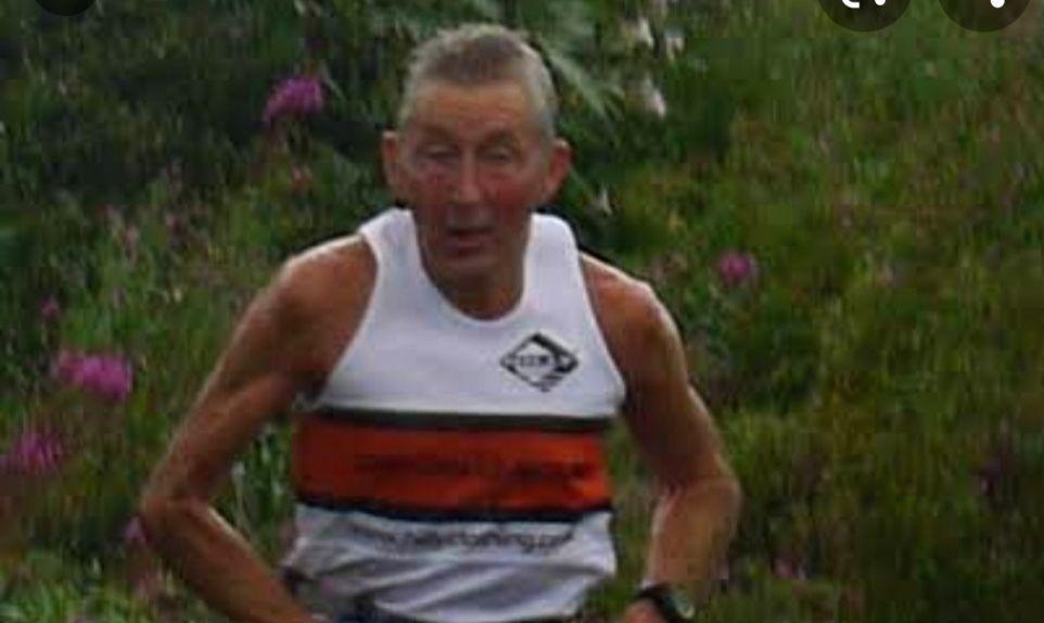 British runner Ron Hill no more