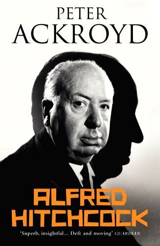 British writer Peter Ackroyd\'s biography of Alfred Hitchcock, and his notable films