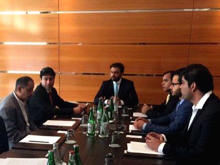 BRP founder Brahumdagh Bugti holding core committee meeting at Geneva in Monday