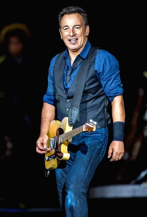 Bruce  Springsteen.(photo:wikipedia)