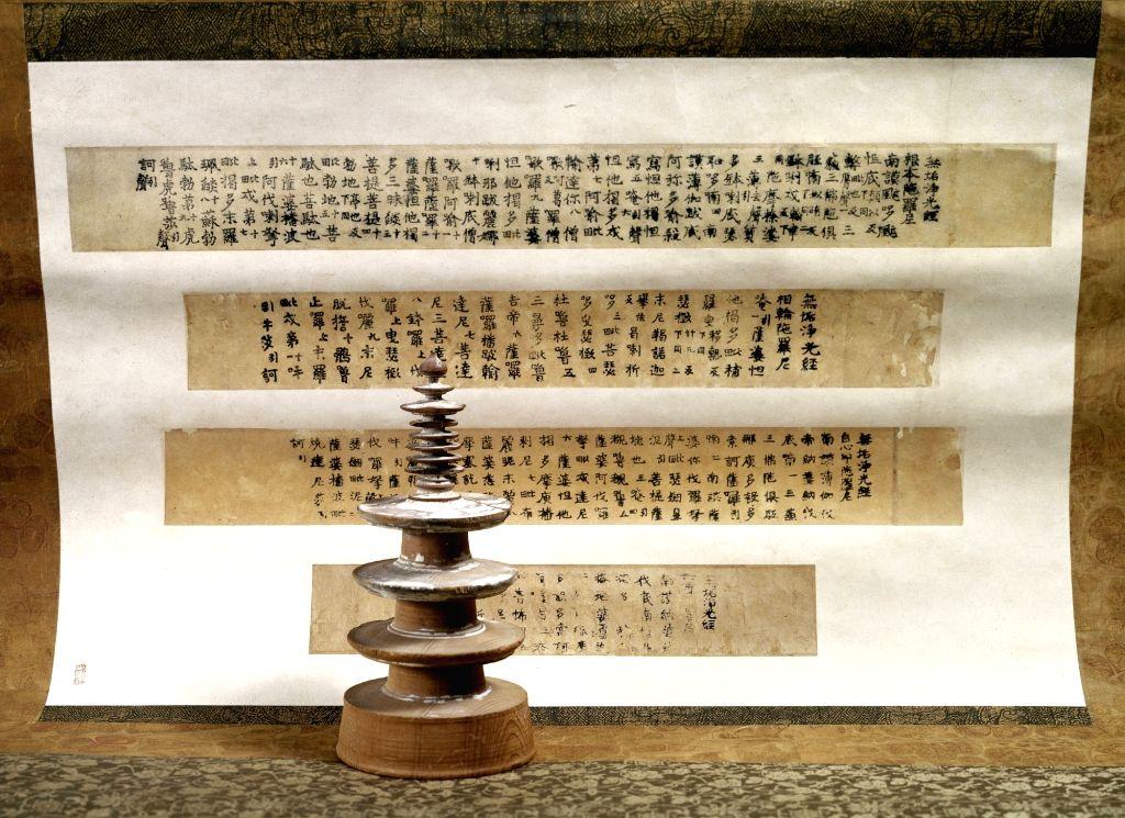 Buddhist art and origins at London display,