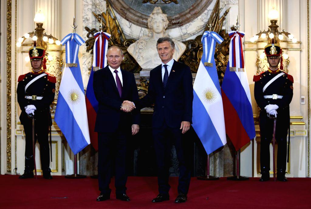 ¿Cuánto mide Mauricio Macri? - Altura - Real height Buenos-aires-dec-2-2018-argentine-president-757683