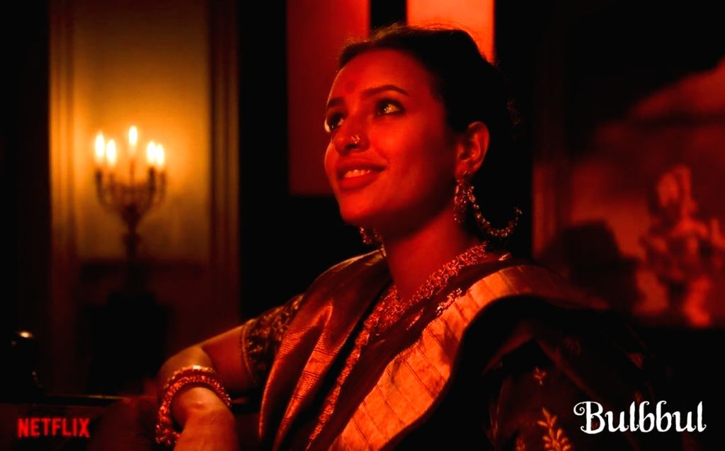 'Bulbbul' actress Tripti Dimri opens up on fighting her fears. - Tripti Dimri