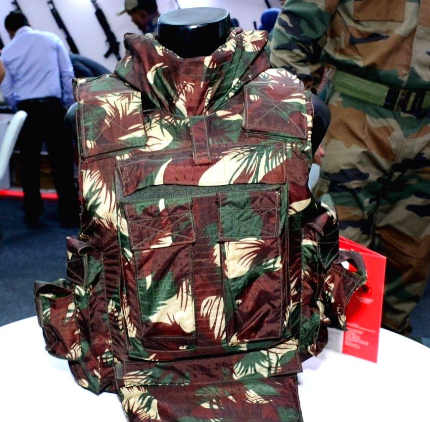 Bullet Proof Jacket.