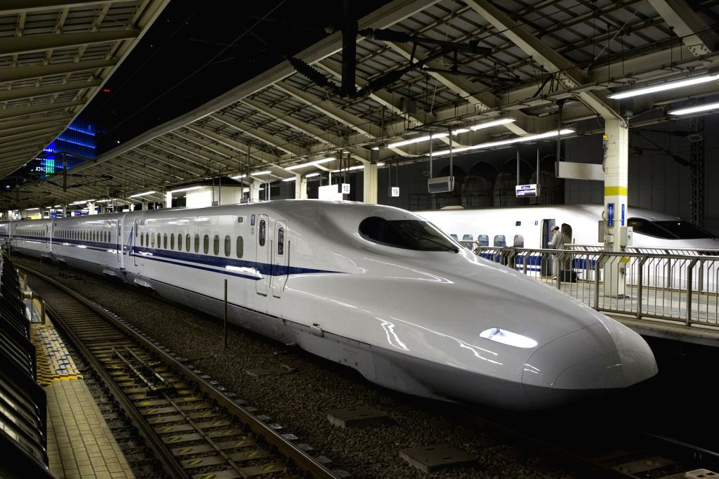 Bullet train. (File Photo: IANS)