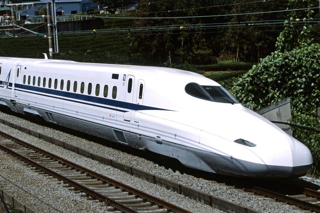 Bullet train. (File Photo: IANS)