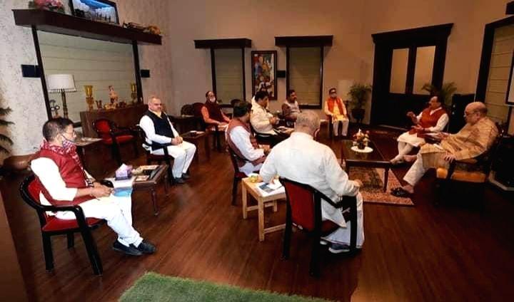 CAA in Assam, Bodoland poll, LADC election in Mizoram: Nadda eyes N-E.