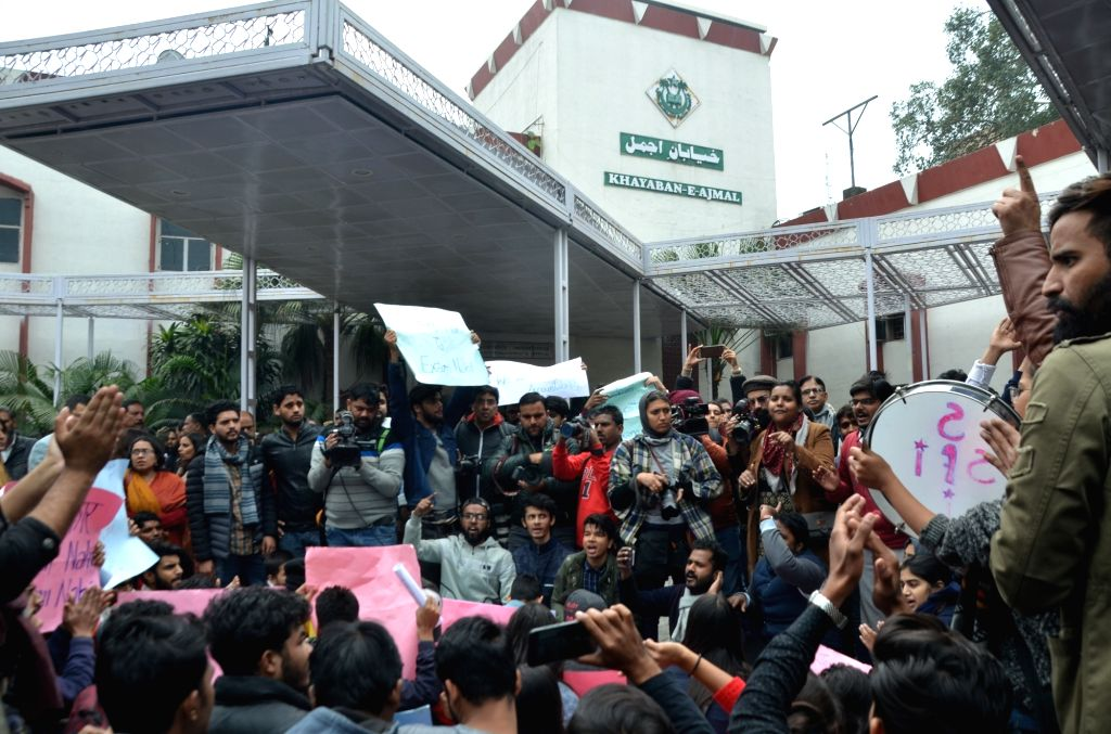 CAA: Police detain 30 students in Delhi