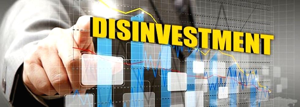 Cabinet may take up new disinvestment policy soon.
