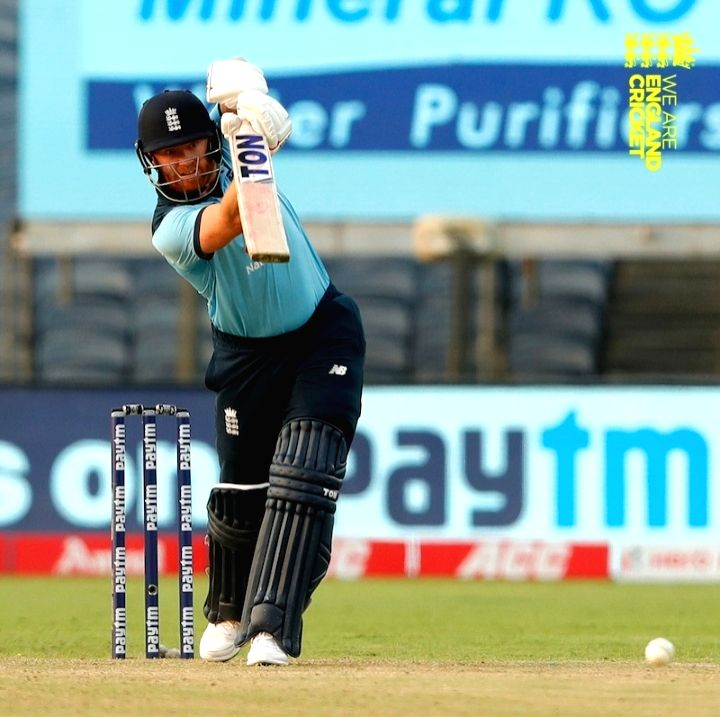 Call before you comment on me: Bairstow to Gavaskar. (Credit: ECB)