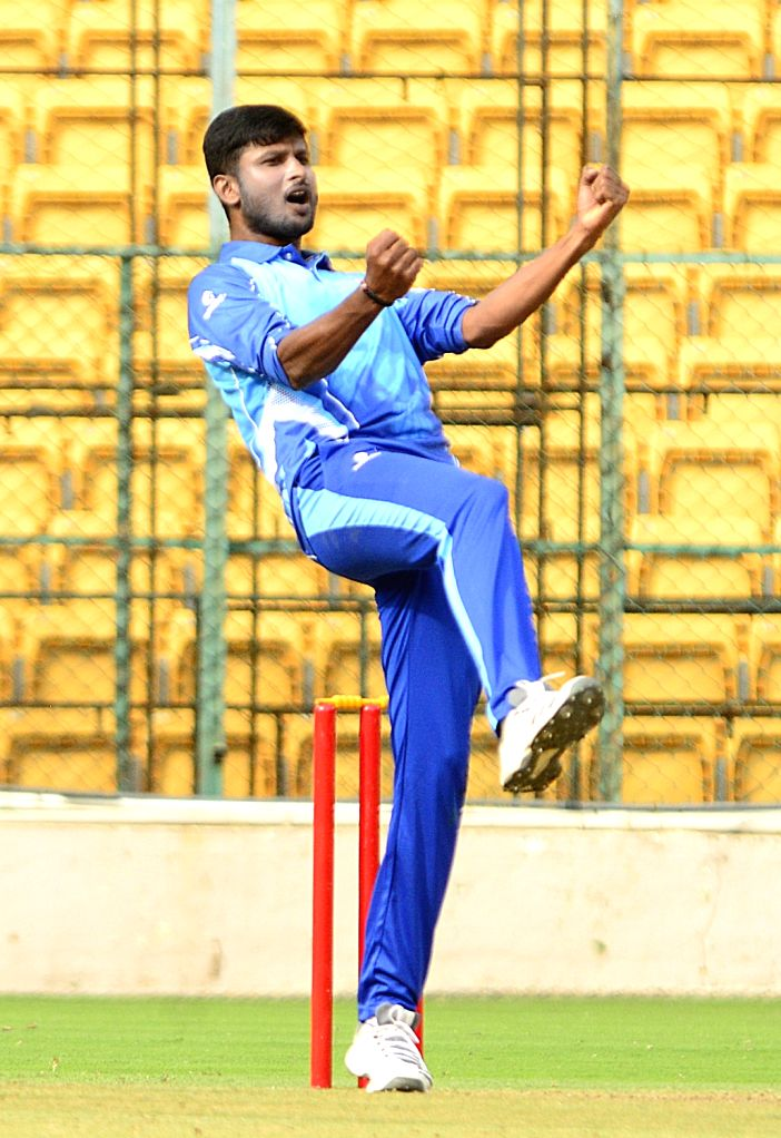 Can't give it all if you are thinking of price tag: CSK's Gowtham (Photo: IANS)
