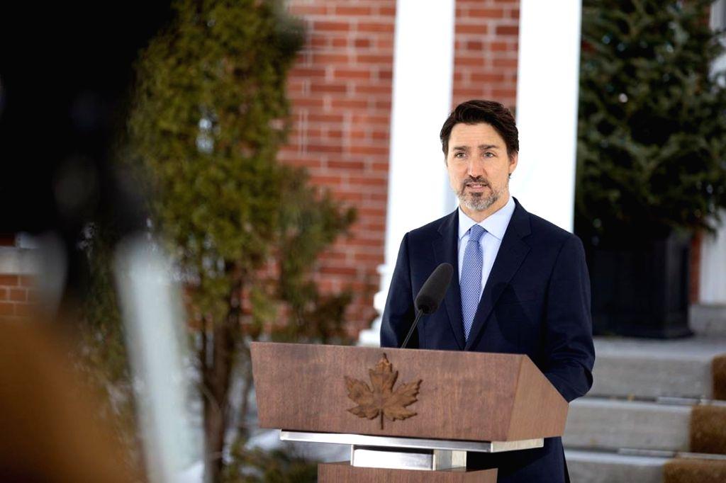 Canada prime minister Justin Trudeau. - Justin Trudeau