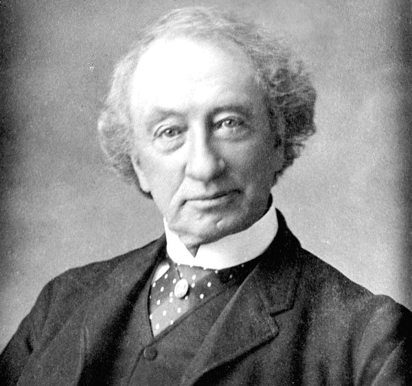 Canada's first Prime Minister, John A. MacDonald. (Photo Courtesy: wikipedia)