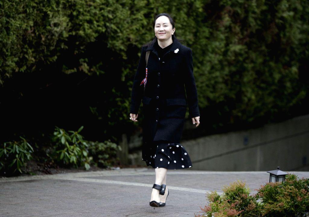 Canadian judge refuses to quash US extradition bid for Huawei CFO