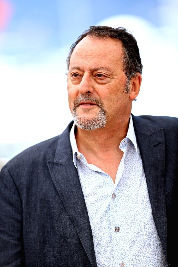 """CANNES (FRANCE), May 20, 2016 Cast member Jean Reno poses during a photocall for the film """"The Last Face"""" in competition at the 69th Cannes Film Festival in Cannes, France, on ..."""
