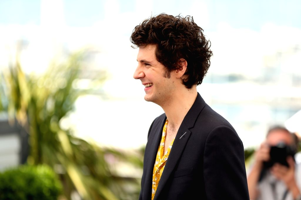 CANNES, May 11, 2018 - Actor Vincent Lacoste attends the photocall for 'Sorry Angel (Plaire, Aimer Et Courir Vite)' during the 71st annual Cannes Film Festival at Palais des Festivals in Cannes, ... - Vincent Lacoste